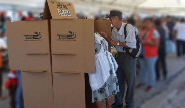 Elecciones en El Salvador 2014