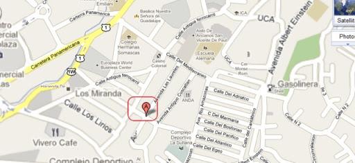 Hotel Alicante mapa