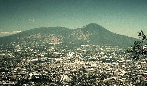 Imagen de Volcan de San Salvador