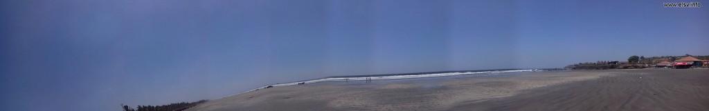 Nota esta es una Imagen Panoramica de El Cuco