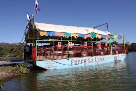 Thumbnail Pasear por el Lago de Suchitlan en el Ferri de El Salvador