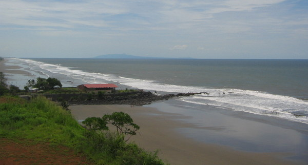 Playas de El Salvador
