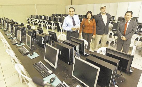 Tecnologia en El Salvador 2