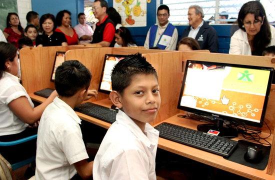 Tecnologia en El Salvador