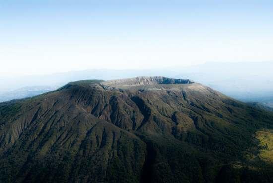 Volcán de Santa Ana Ilamatepeq