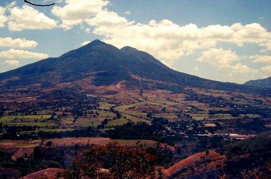 Volcan de San Vicente Chinchontepec