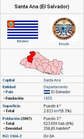 Thumbnail Santa Ana  El Salvador