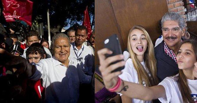 elecciones de El Salvador 9 de marzo del 2014