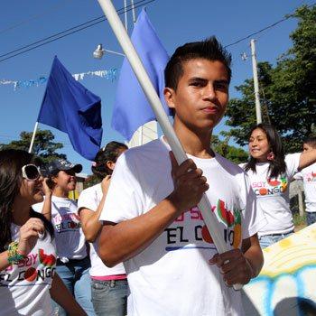 Poblacion de El Salvador