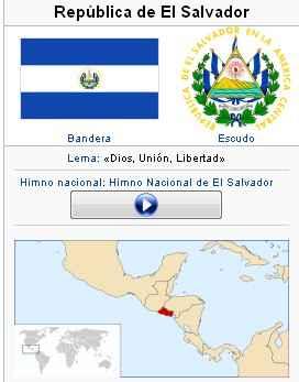 Thumbnail Etimología de El Salvador