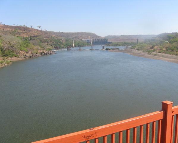 Imagen de Rio Lempa vista desde el puente