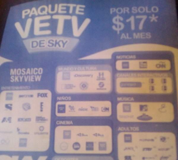 Thumbnail ¿Quieres poner cable Sky en El Salvador? Aqui toda la información