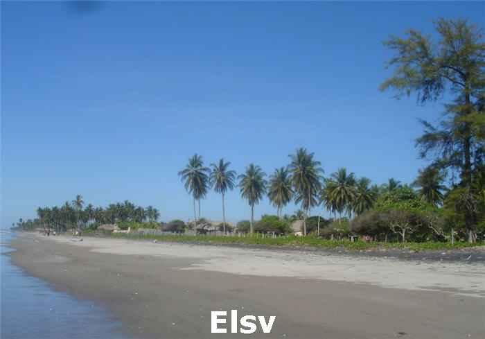 Playa El Espino 1