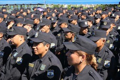 policia nacional de el salvador
