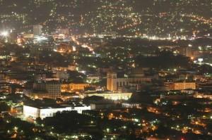 Thumbnail Vista Nocturna de San Salvador