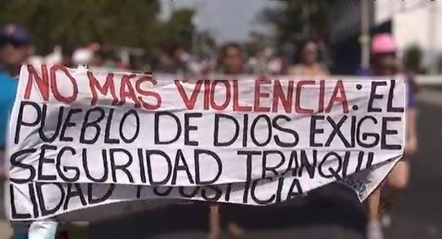 Thumbnail Niveles de violencia en El Salvador actuales