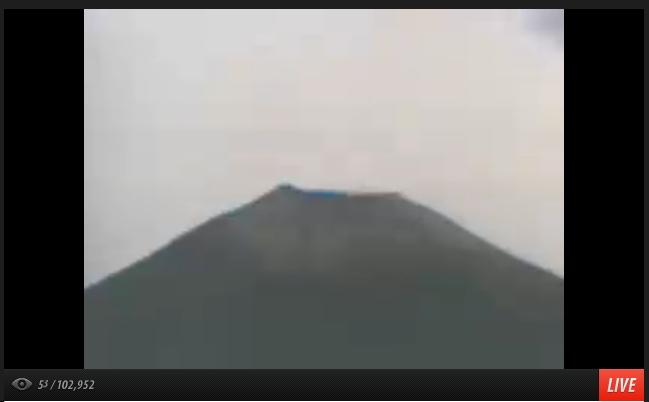 volcan san miguel en vivo
