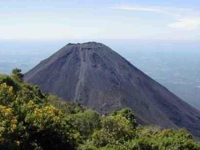 Volcanes más altos de El Salvador