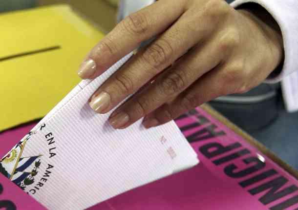 Thumbnail Elecciones de El Salvador 2014