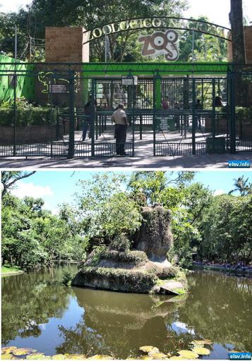 Zoológico de El Salvador imagenes